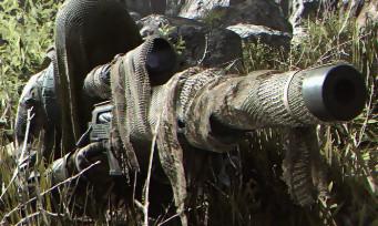Call of Duty Modern Warfare : coop à 4 et mastodontes pour le mode Spec Ops