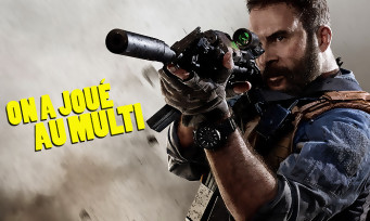 Call of Duty Modern Warfare : on a joué au multi, un mode totalement inédit