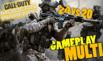 Call of Duty Modern Warfare : nos 30 minutes de gameplay en multijoueur
