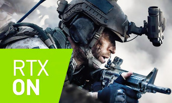 Call of Duty Modern Warfare : trailer de gameplay RTX activé