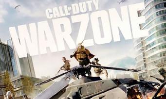 Call of Duty Modern Warfare : 1ère vidéo en fuite du battle royale !