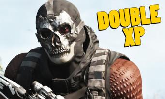 Call of Duty Modern Warfare : du double XP avant la nouvelle saison