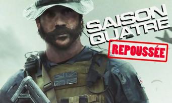"""Call of Duty Modern Warfare : la Saison 4 repoussée, """"ce n'est pas le moment"""""""