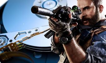 Call of Duty Modern Warfare : le jeu dépasse désormais 200 Go