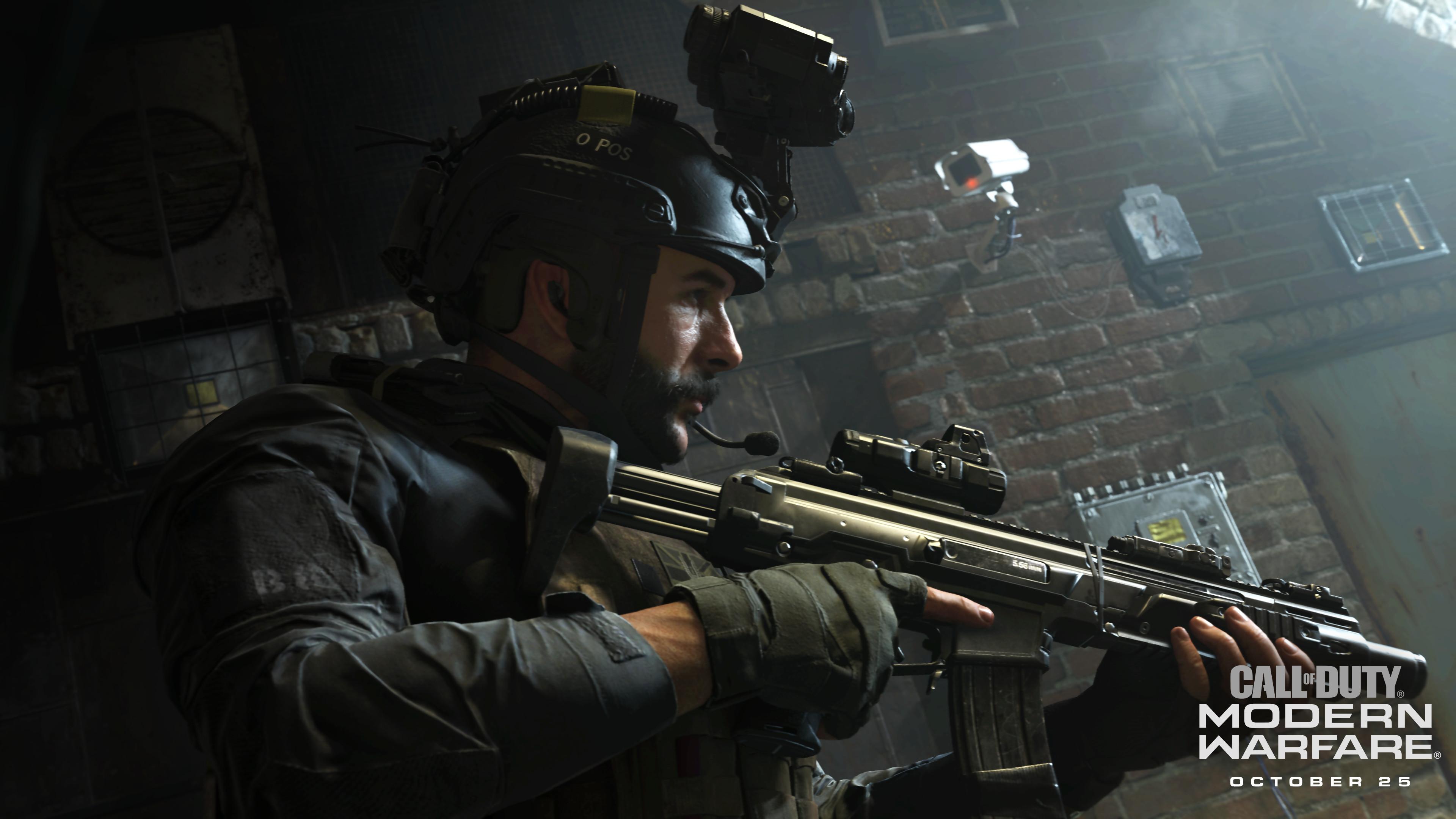 Découvrez le trailer glaçant de Call of Duty : Modern Warfare
