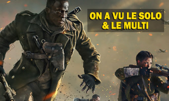 Call of Duty Vanguard : on a vu le solo, plus scripté mais plus d'émotions aussi
