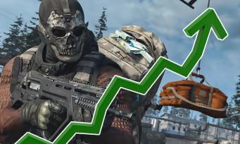 Call of Duty Warzone : plus de 30 millions de joueurs comptabilisés !
