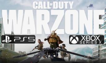 Call of Duty Warzone : une version PS5 et Xbox Series X prévue