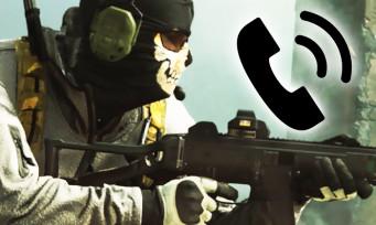 Call of Duty Warzone : des téléphones se mettent à diffuser