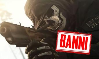 Call of Duty Modern Warfare / Warzone : plus de 200 000 joueurs bannis