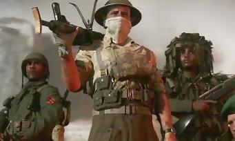 Call of Duty WW2 : trailer de gameplay du Headquarters, le hub social