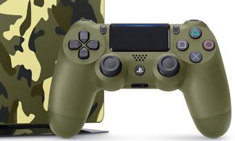 Call of Duty WW2 : une vidéo qui présente la PS4 collector