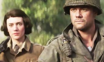 Call of Duty WW2 : du gameplay avec la résistance française