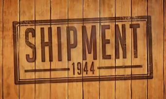 "Call of Duty WW2 : trailer de gameplay de la map ""Shipment 1944"""