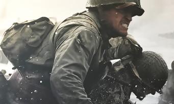 Call of Duty WW2 : trailer de gameplay sur les maps multi