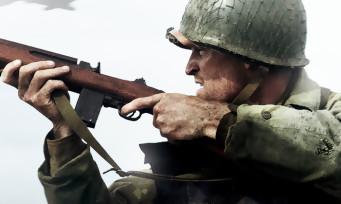 Call of Duty WW2 : un trailer de sept minutes de gameplay