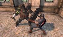 Les combats au corps-à-corps sont assez dynamiques