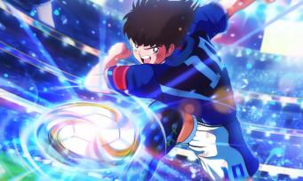 """Captain Tsubasa : un trailer consacré au mode """"Episode Nouveau Héros"""""""