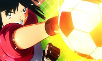 Captain Tsubasa : les trois premiers personnages en DLC annoncés