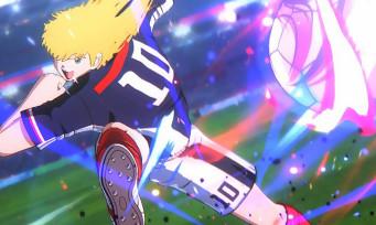 Captain Tsubasa : une démo gratuite sur PS4, PS5 et Switch, tous les détails