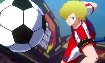 Captain Tsubasa Rise of New Champions : le 1er DLC détaillé, 3 nouveaux persos