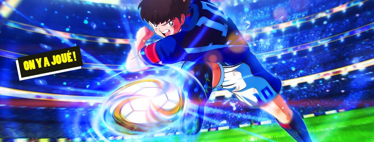 Captain Tsubasa Rise of New Champions : le jeu digne d'Olive et Tom ?