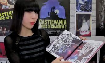 Castlevania Lords of Shadow 2 : découvrez l'unboxing de la Tombe de Dracula