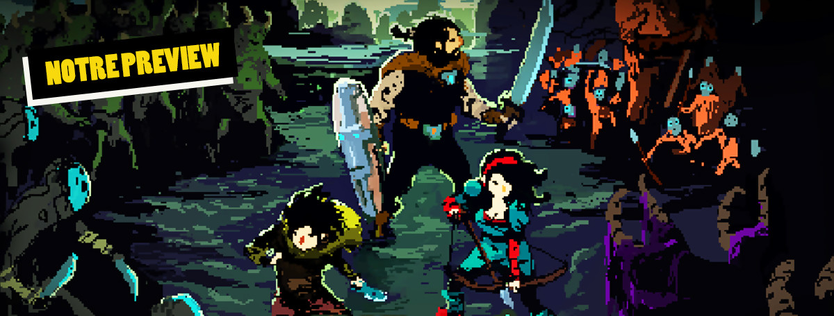 Children of Morta : on y a joué, la narration au service du rogue-like
