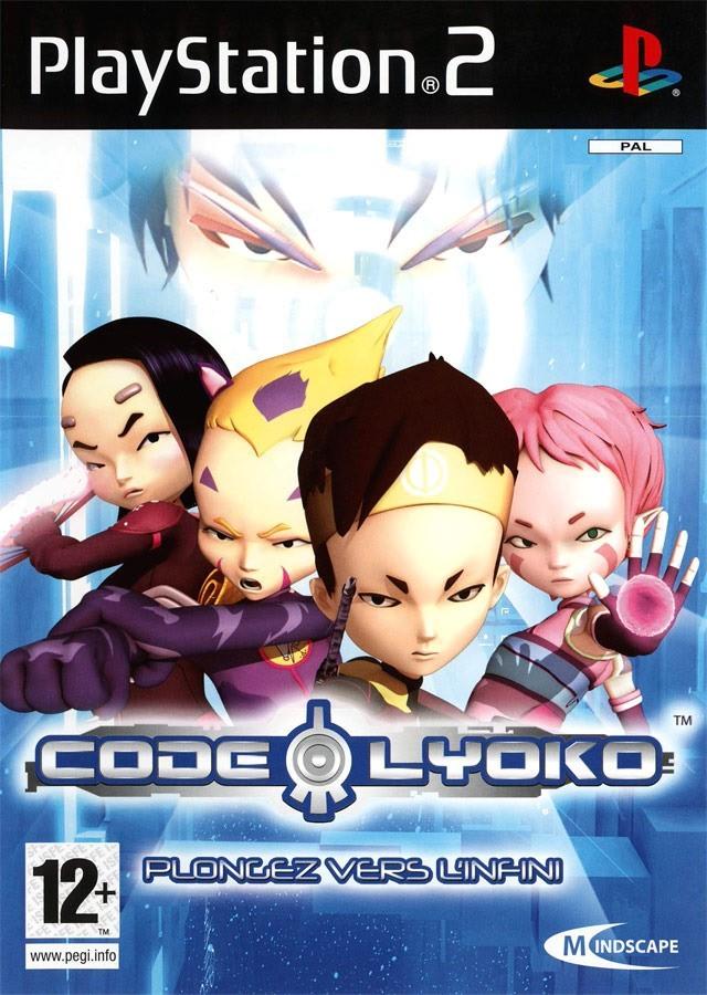 code lyoko plongez vers linfini psp