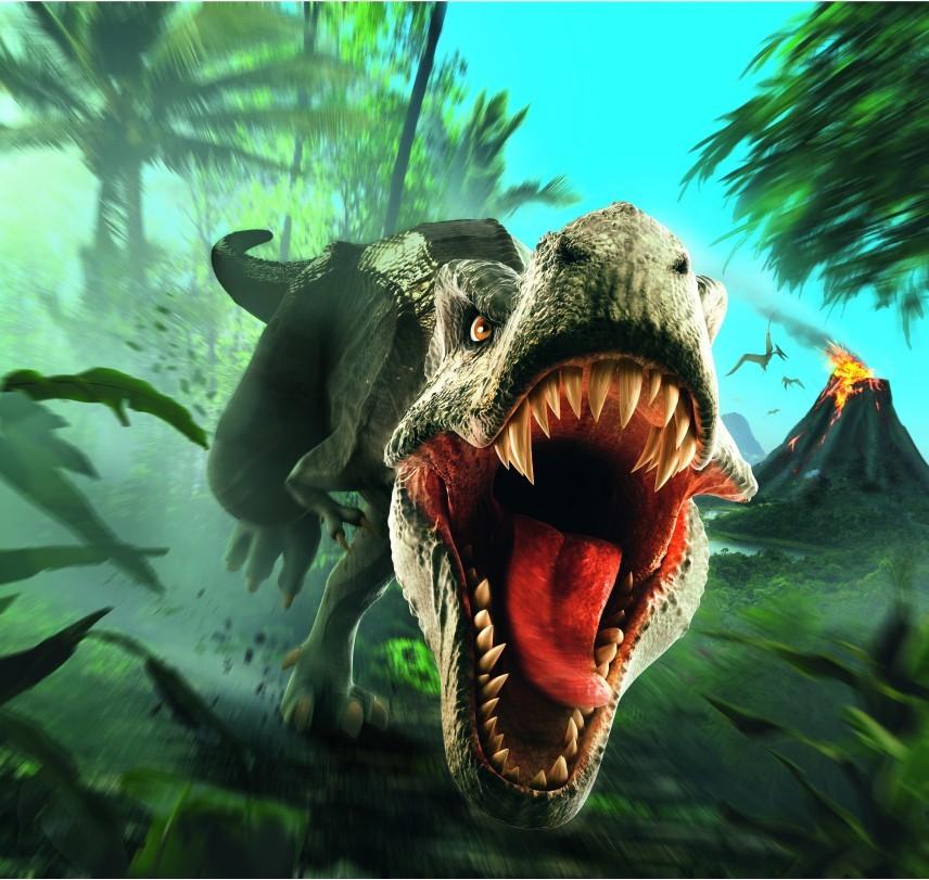 Test Combats De Géants Dinosaures 3d