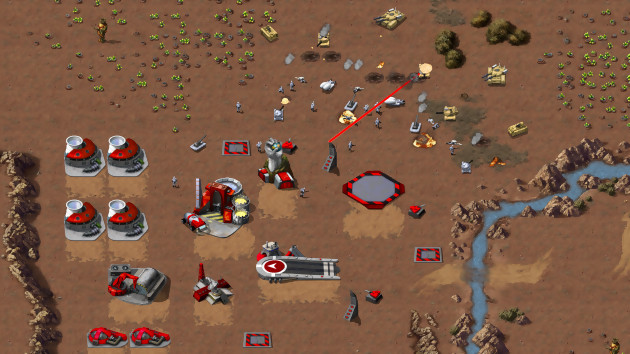 Command & Conquer : Remastered Collection