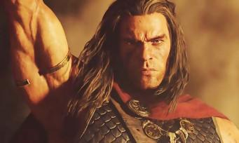 Conan Unconquered : deux minutes de gameplay commentées