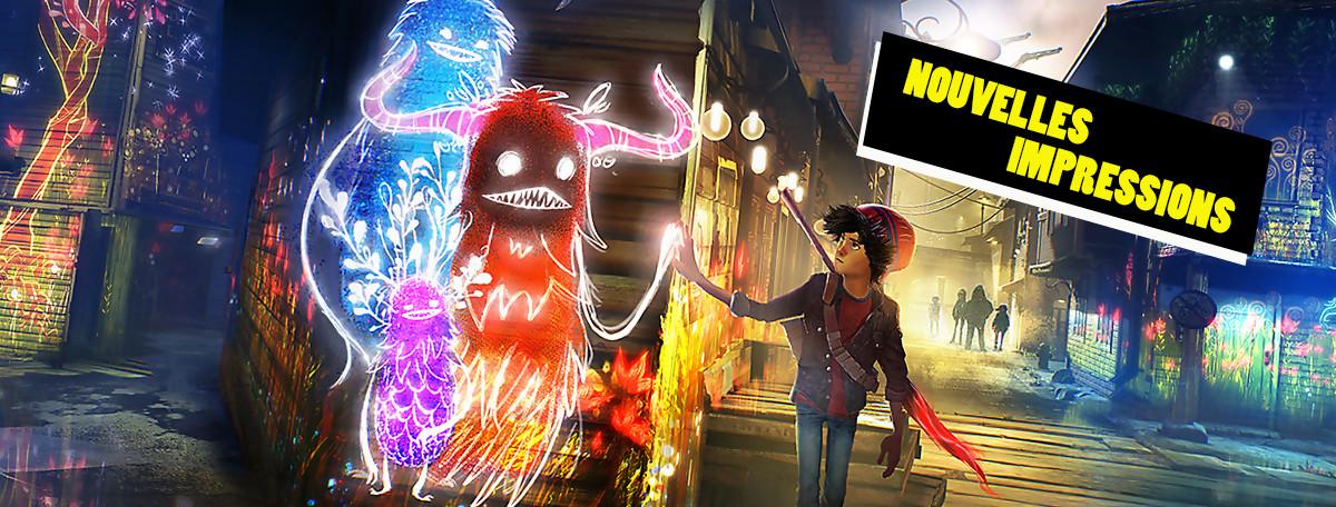 Concrete Genie : on y a rejoué, la PS4 une artiste dans l'âme ?