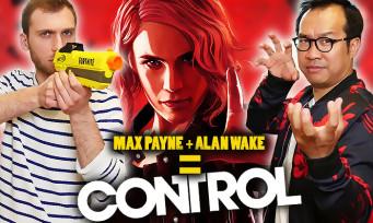 Control : on y a rejoué, la fusion parfaite entre Max Payne et Alan Wake ?