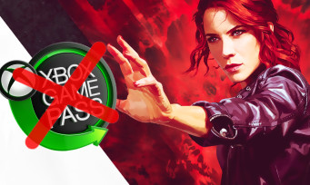 Control : le jeu n'intégrera pas le Xbox Game Pass