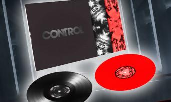 Control : l'OST débarque en vinyles avec une édition Deluxe