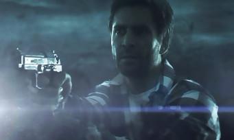 Control : Alan Wake débarque dans le jeu via le DLC AWE