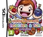 Cooking Mama World : Hobbies & Fun - Ateliers Créatifs
