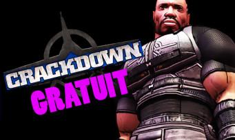 Crackdown : bonne nouvelle, le premier jeu de la licence est offert à tous !
