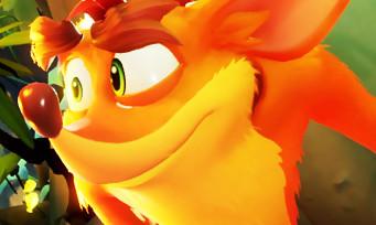 Crash Bandicoot 4 : du gameplay à foison, les fans seront ravis