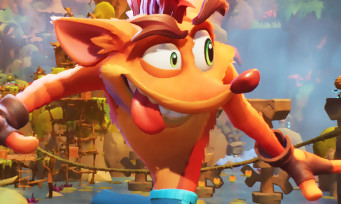 Crash Bandicoot 4 : une nouvelle vidéo de gameplay sur PS5