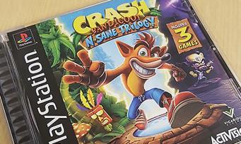 Crash Bandicoot N. Sane Trilogy : les images de la version collector