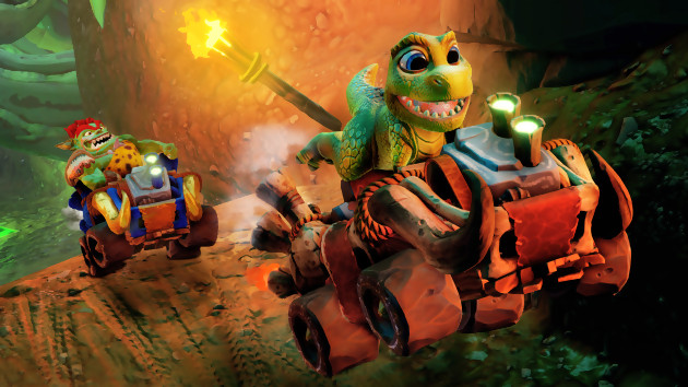 Crash Team Racing : Nitro Fueled