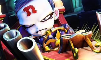 Crash Team Racing : le Grand-Prix d'Halloween se dévoile en vidéo