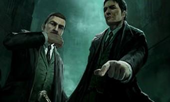 Crimes & Punishments Sherlock Holmes : gameplay trailer