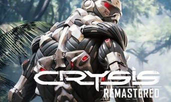 Crysis Remastered : premiers détails sur la refonte