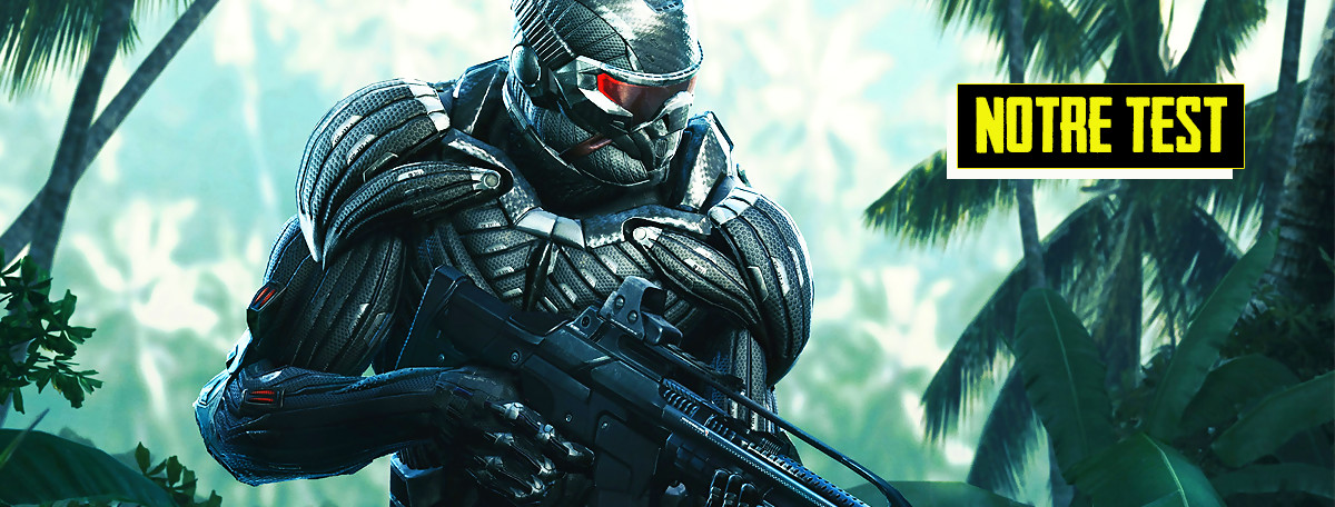 Test Crysis Remastered : buggué et mal optimisé, un remaster en pleine crise