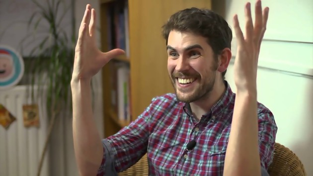 Sean Murray, creator of No Man's Sky, and founder of Hello Games