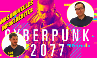Cyberpunk 2077 : taille de la map, choix de la vue FPS, on a parlé avec CD Proje