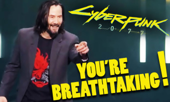 "Cyberpunk 2077 : une pétition pour un trophée ""You're Breathtaking"""